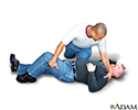 Recovery position - series